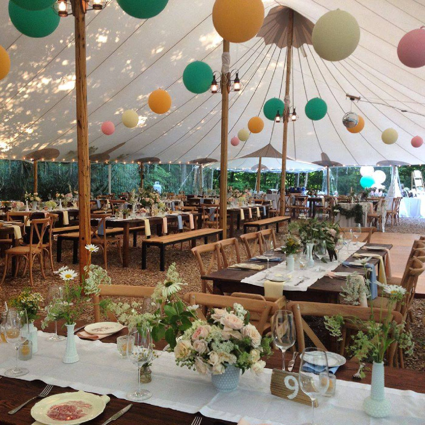 Ceremony And Reception Gap: Weddings & Events